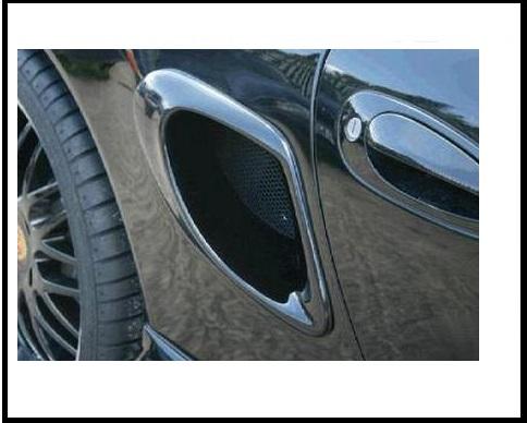Allargamento prese d aria posteriore per porsche boxster 986 - Prese d aria per casa ...