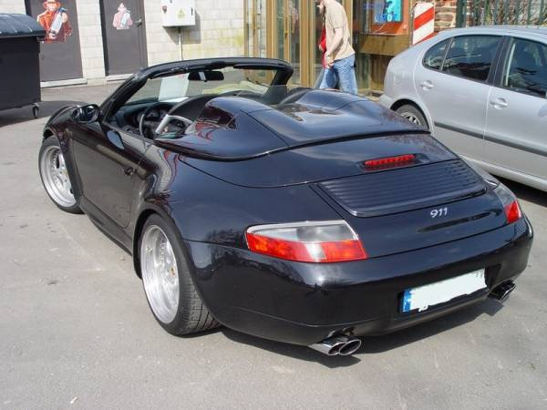 cupolini vetroresina per porsche 911 996 cabrio. Black Bedroom Furniture Sets. Home Design Ideas