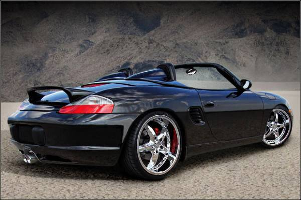 spoiler alettone posteriore per porsche boxster 986. Black Bedroom Furniture Sets. Home Design Ideas