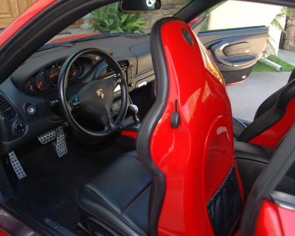 Sedili Sportivi Avvolgenti Per Porsche 996 E Boxster 986